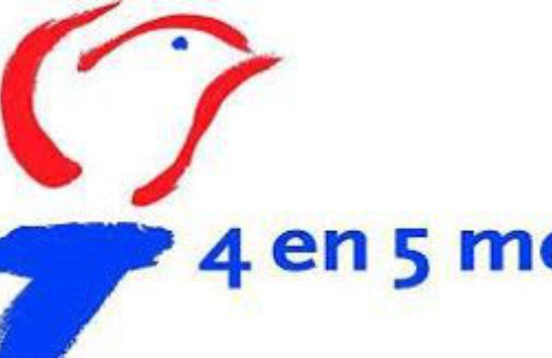 4 en 5 mei logo