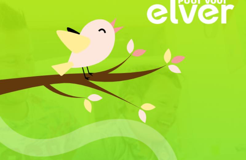 Vogeltje Puur groen
